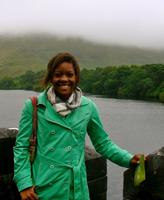 Kristina Hamilton in Ireland