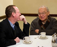 Paul Farmer and Rev. Gustavo Gutiérrez