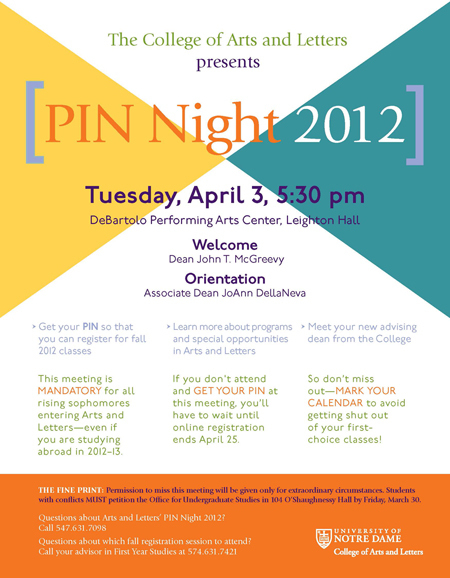 PIN Night 2012