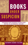 Books Under Suspicion
