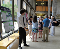 College of Arts and Letters students made a strong showing at Notre Dame's 5th annual Undergraduate Scholars Conference, which showcased more than 250 research, scholarship, and creative projects from across the University