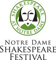 2012 Notre Dame Shakespeare Festival