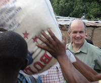 Jim Cavnar '67 founded two Christian relief and development charities to help the poorest of the poor worldwide
