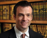 Gabriel Said Reynolds, Tisch Family Associate Professor of Islamic Studies and Theology at the University of Notre Dame