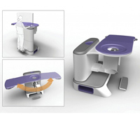 Award-winning design by Charlotte Lux M.F.A. '11 for a mammogram machine used specifically for stereotactic breast biopsies.