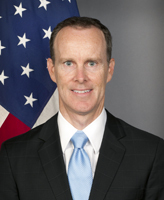Douglas Griffiths '86 was appointed U.S. Ambassador to Mozambique in July 2012