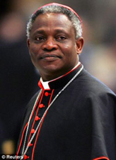 Ghana's Cardinal Peter Turkson